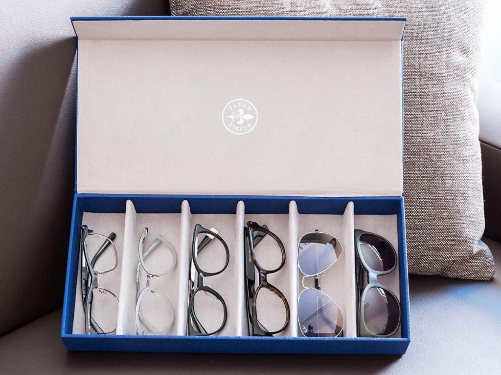 Brillen-Homeservice